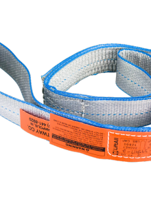 "Lift-All® Eye & Eye 2 Ply 2"" Web Sling"